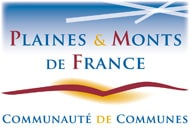 Logo de la communauté de commune Plaine & Monts de France