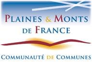 Logo de la communauté de commune Plaine & Monts de France