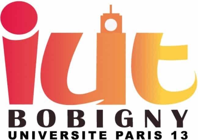IUT Bobigny Université Paris 13 page d'accueil