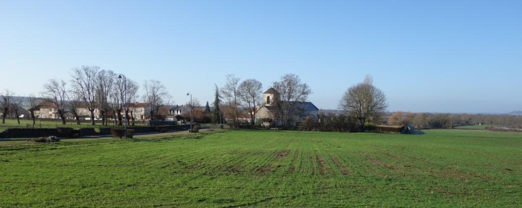 Bourg et église de Sermoise-sur-Loire