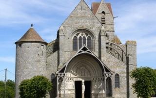 Église d'achitecture gothique