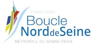Logo de l'Etablisssement Public Territorial Boucle Nord de Seine
