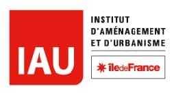 Logo de l'Institut d'Aménagement et d'Urbanisme de l'Ile-de-France