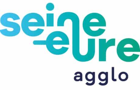 Logo de la Communauté d'agglomération Seine-Eure