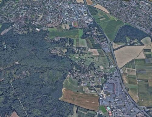 Consultation réglementaire concernant l'implantation d'un projet d'agriculture urbaine